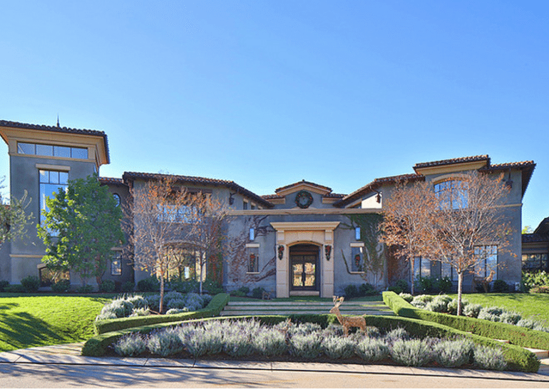 Viewing million dollar homes calabasas ca lucky for California million dollar homes