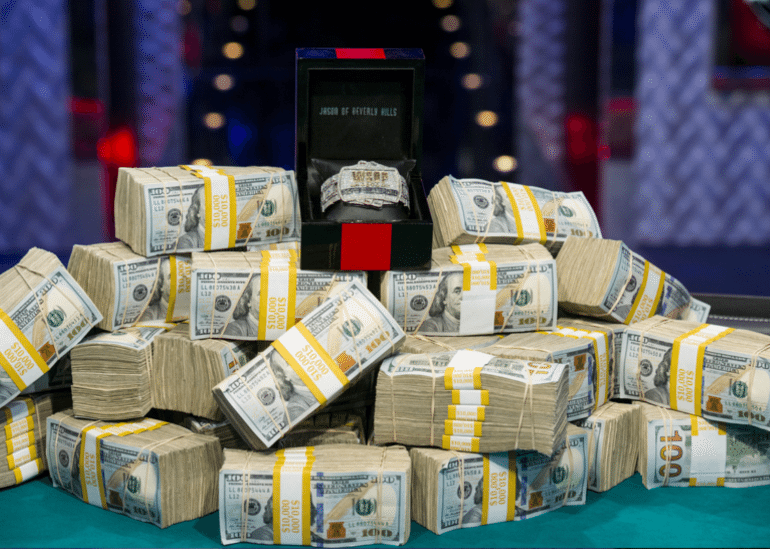Largest Poker Tournaments in History