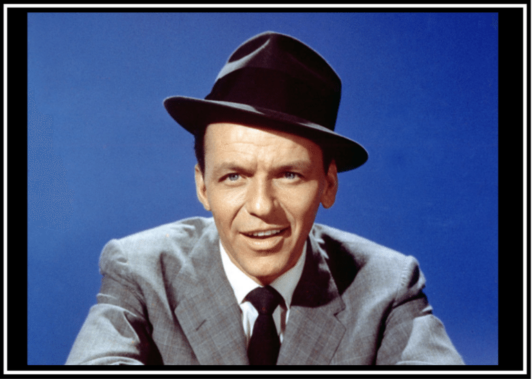 Frank Sinatra The Legend – The Icon
